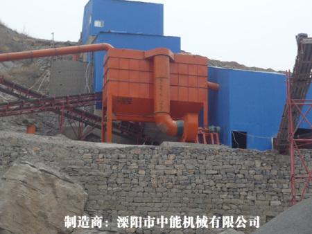 礦山除塵器:河南紅星礦產機器有限公司保定工程