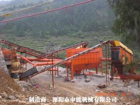 礦山破碎機除塵器的除塵原理