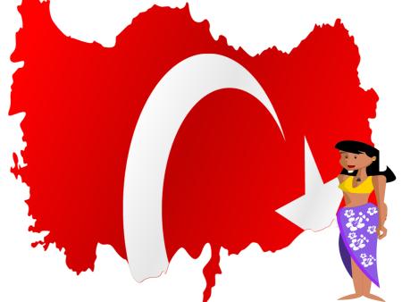 土耳其语老师——拉莉