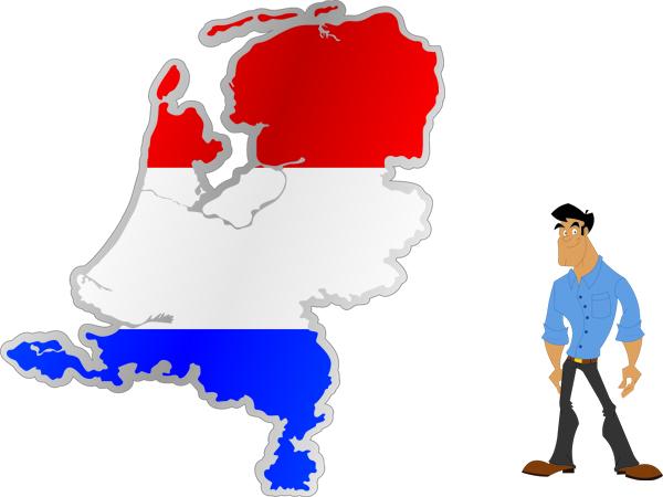 荷兰语老师——Daan