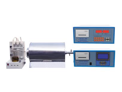 煤中硫含量检测仪器BYTDL-3000系列智能定硫仪