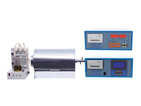 煤中硫含量檢測儀器BYTDL-3000系列智能定硫儀