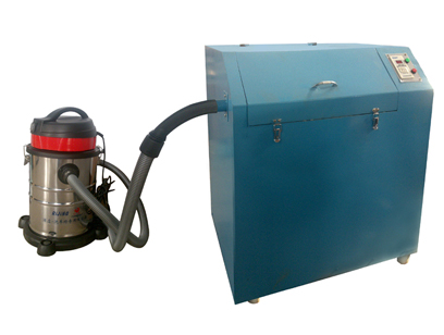 环保型制样机GJ系列密封式制样机(外置吸尘器)