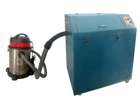 環保型制樣機GJ系列密封式制樣機(外置吸塵器)