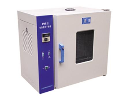 煤中水分的測定選101數顯電熱鼓風幹燥箱