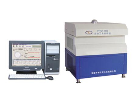 煤炭化驗設備-BYTGF-5000自動工業分析儀