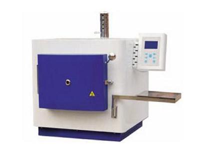 BYTMF-3000智能马弗炉控制器和烟囱的安装方法