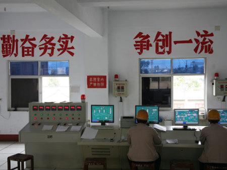 雙加壓中控室