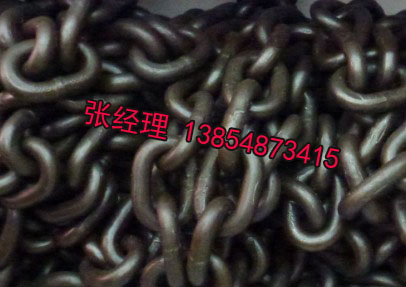 礦用圓環鏈條用鋼用于制備采煤機械和運輸機械的高強度圓環鏈條