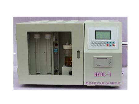 HYDL-1 微機全自動測硫儀