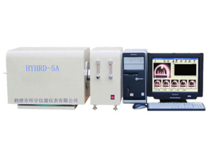HYHRD-5A微机灰熔点测定仪(微机智能灰熔融性测定仪)