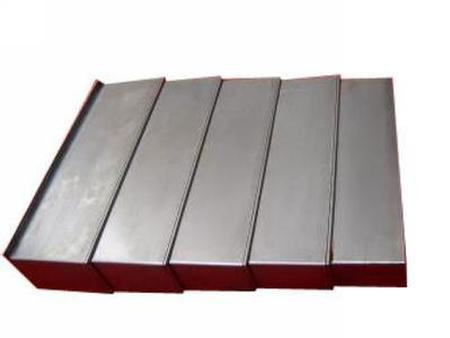 天津供应维修伸缩式高速导轨钢板亚博体育app官方入口/防尘罩热销