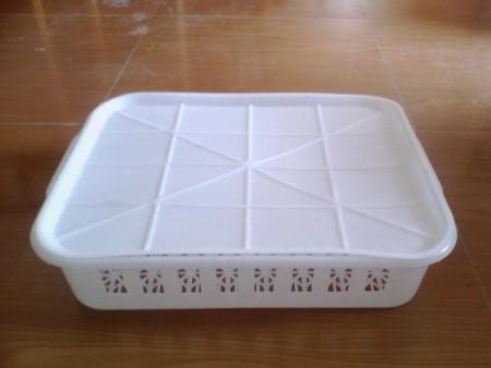 食用菌蒸包塑料筐
