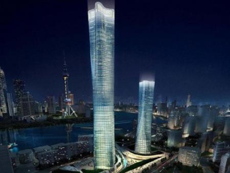 那些令人吃惊的中国奢华酒店建筑