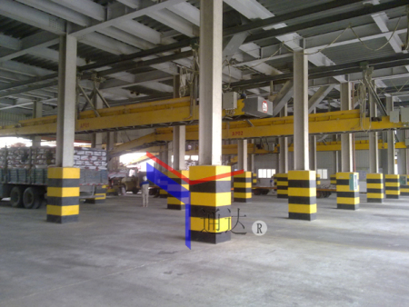 中粮钦州——散料散粕装车生产线