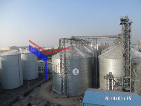 华南油脂钢板仓