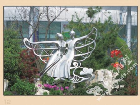 不锈钢雕塑的七大保养技巧
