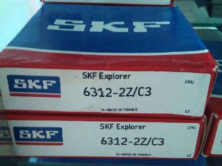 坚持SKF轴承及其四周的洁净