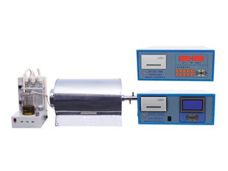 鹤壁博云天BYTDL-3000系列智能定硫仪产品介绍