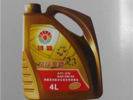 磁浮全合成发动机油(API:SN 0W-40)