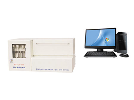鹤壁博云天-微机碳氢分析仪产品介绍