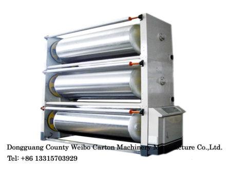 Ф900 triple preheating cylinder