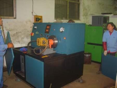 电控高压共轨喷油器试验台测试油泵及喷油器的原理及功能体现!