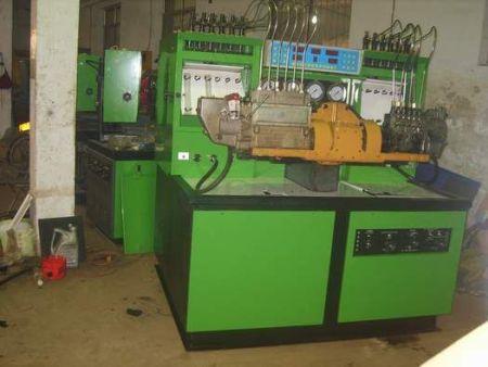 喷油泵的工作原理与维修资料