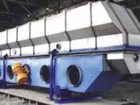 SZG系列振动流化床干燥(冷却)机