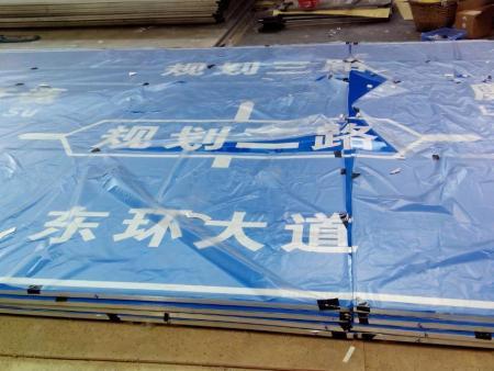 广西标志牌制作 大型交通标志牌