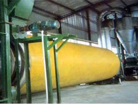 HYG 系列三通道回转干燥机