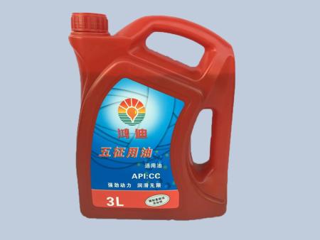 德润系列柴机油(CC 30  40  50)