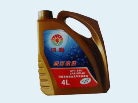 磁浮致胜高级发动机油(API:SM SAE:5W-40)