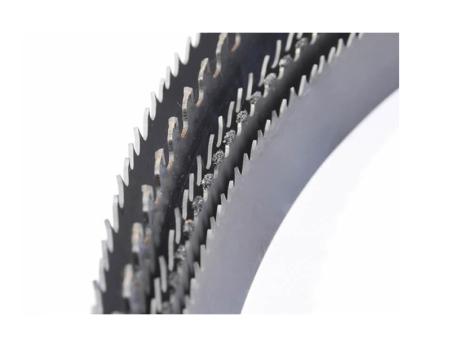 高速钢圆锯片振动严重问题分析