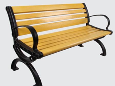 兰州公园长椅
