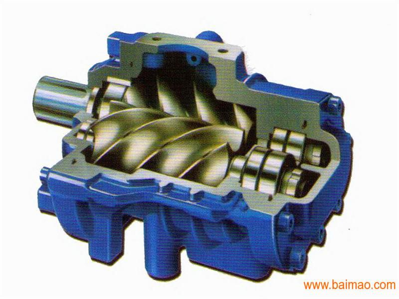 永磁變頻空壓機的管路連接注意要點
