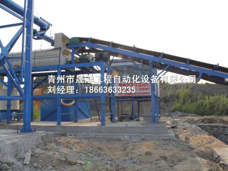 礦井充填設備