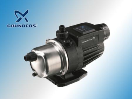 供水泵的一般操作流程