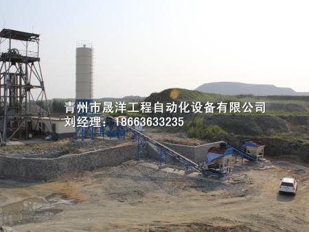 礦井充填專用滾動圓篩青州晟洋