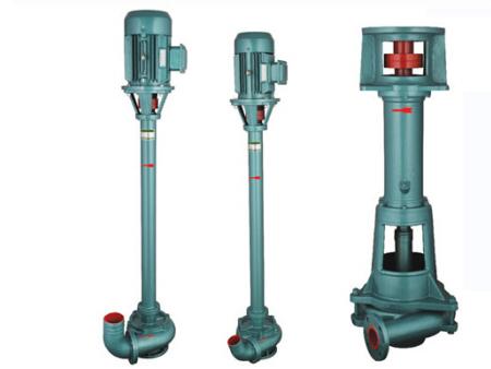 YW 型立式液下排污泵