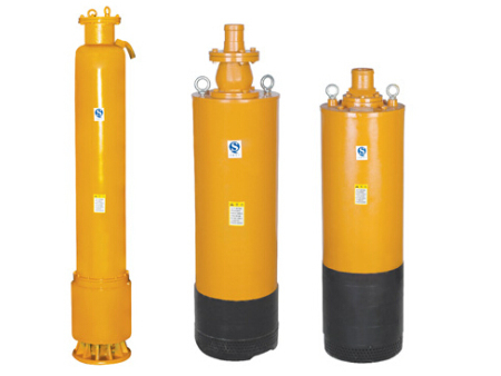 QXN内嵌式工程潜水泵