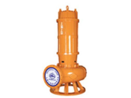 WQD/WQ系列污水污物潜水泵
