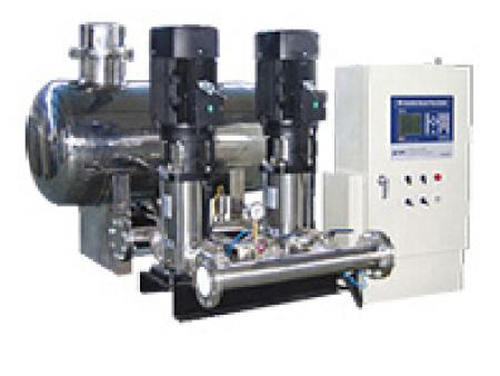 SM-NFWG管网叠压(无负压)变频供水设备
