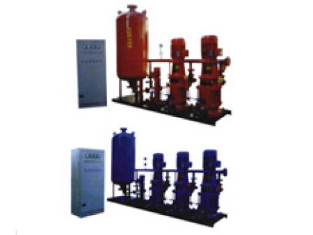全自动变频调速恒压消防(生活)供水设备
