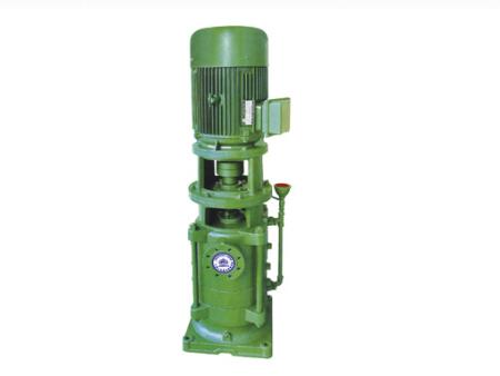 DL.DLR 型立式单吸多级分段式离心泵