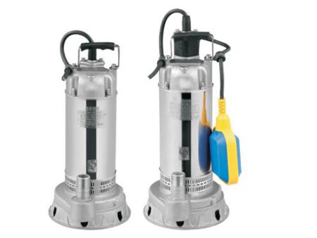 QDX/QX系列全不锈钢小型潜水电泵