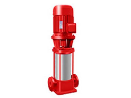 XBD-I型管道式消防泵立式多级消防泵