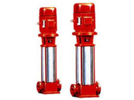 XBD-GDL型立式多级消防泵