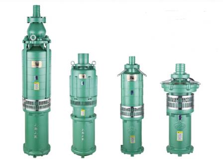 QY系列小型油浸式潜水泵