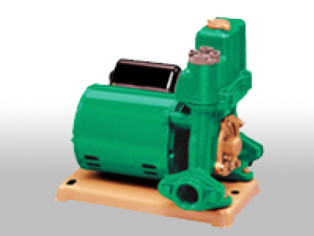 自吸式的增压泵PW-081/121/251